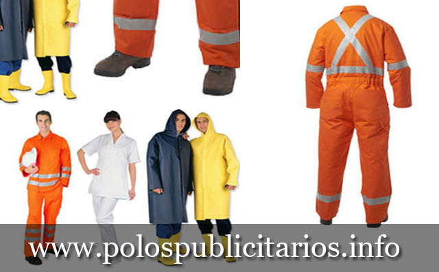 ropa industrial